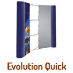 Pop Up Displays - Evolution quick