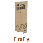 Roll Up Banner Stands - FireFly