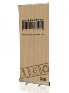 grasshopper roll up stand