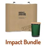 Pop Up Displays – Impact bundle