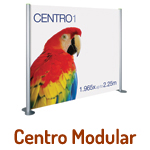 Exhibition Stands - Centro modular