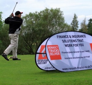 Golf Banners