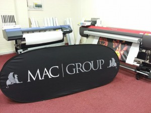 Mac Group Pop Up Banners