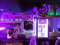 Night club wall decor